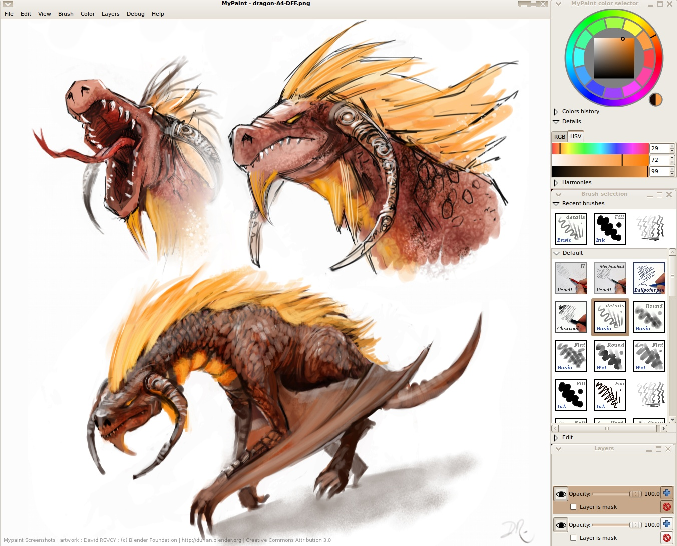 How To Paint Concept Art